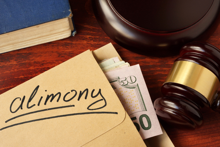 Taxation rules on same sex alimony